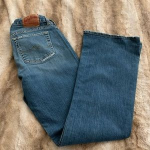 Lucky Sweet & Low Jeans